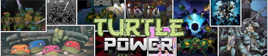 Ninja Turtle Power! (†)
